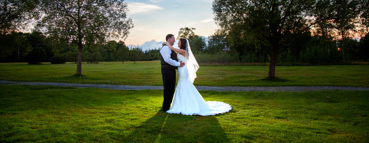 Weddings at the Grand Falls Golf Club